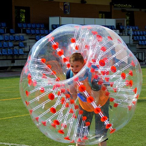 Bubble Football Barcelona - Fútbol Burbuja - Equipos