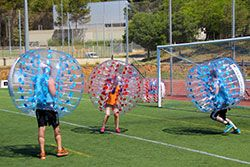 Barcelona Bubble Football - Bubble Ball - Last Team Standing